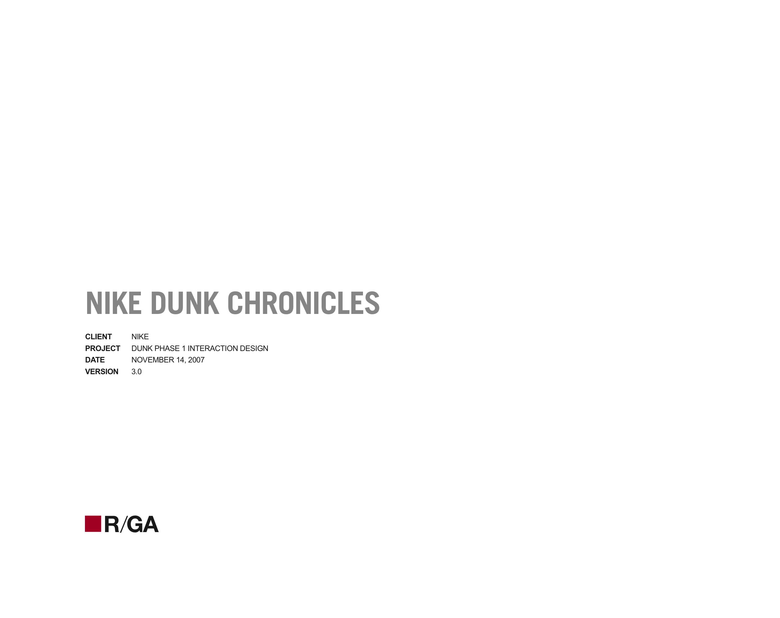 Nike Dunk / Be True / Kicks Creator