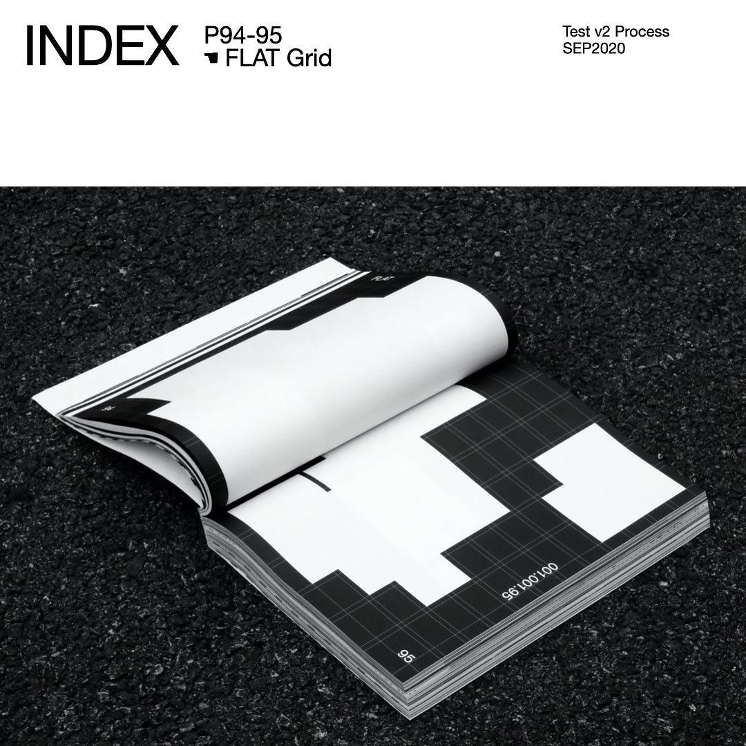 INDEX #1 / FLAT