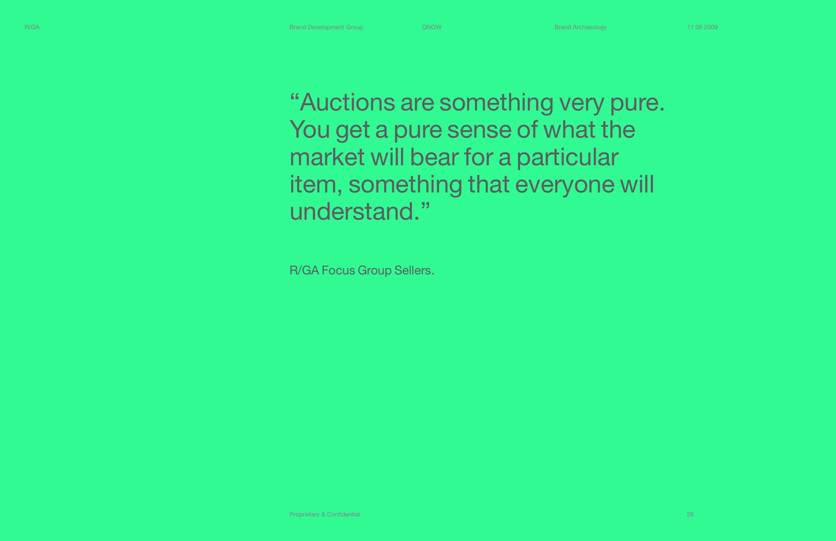 Outbid Auctioneer