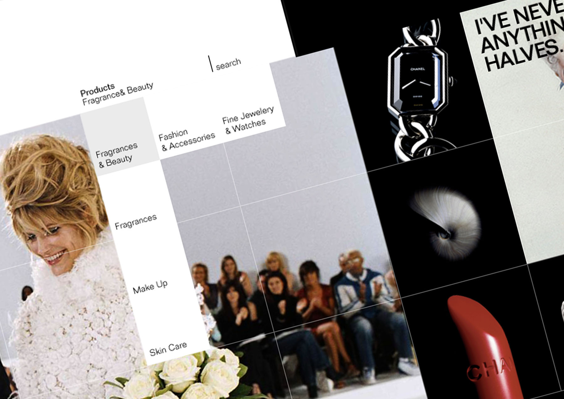 CHANEL Brand Interface / Reflection