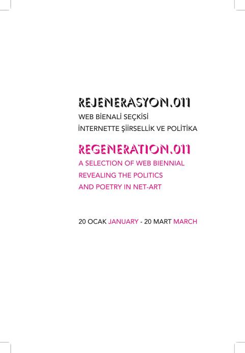 Regeneration.011 / Rejenerasyon.011